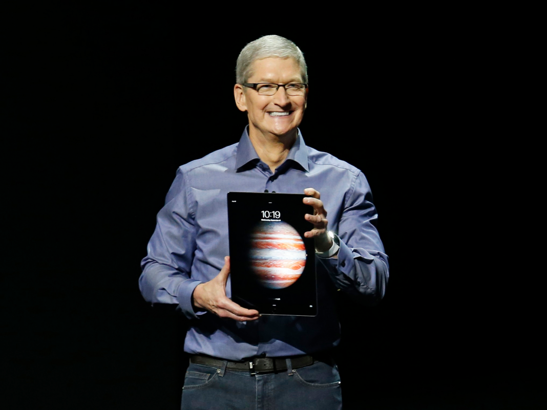 Whatever we're anticipating Apple to go for its huge iPad occasion today (AAPL)