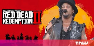 D'Angelo slipped a brand name brand-new tune into Red Dead Redemption 2