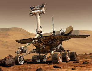 NASA still hoping Mars winds will assist wake Chance rover