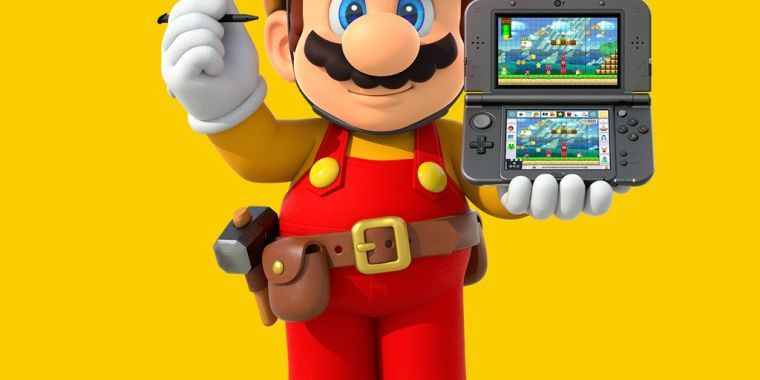 """Nintendo recommits to """"keep business going"""" for 3DS"""