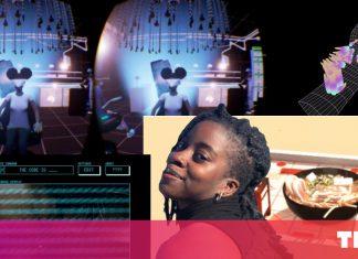 Great web things, gave you by brand-new media artist Omayeli Arenyeka
