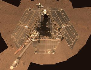 NASA: Storm that silenced Mars Chance rover has actually lastly settled