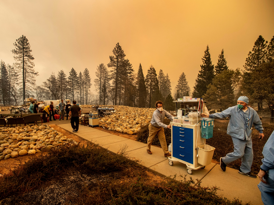 California's Camp Fire has actually melted cars and trucks and minimized bodies to bone– these images reveal the scary of the state's most dangerous fire ever