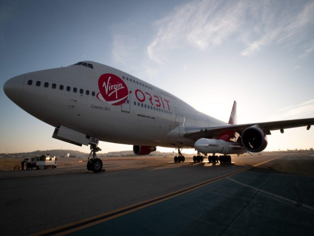 Virgin Orbit Simply Finished A Secret Test Of Its Rocket-Carrying Airplane