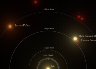 Sun's closest solo star might have business
