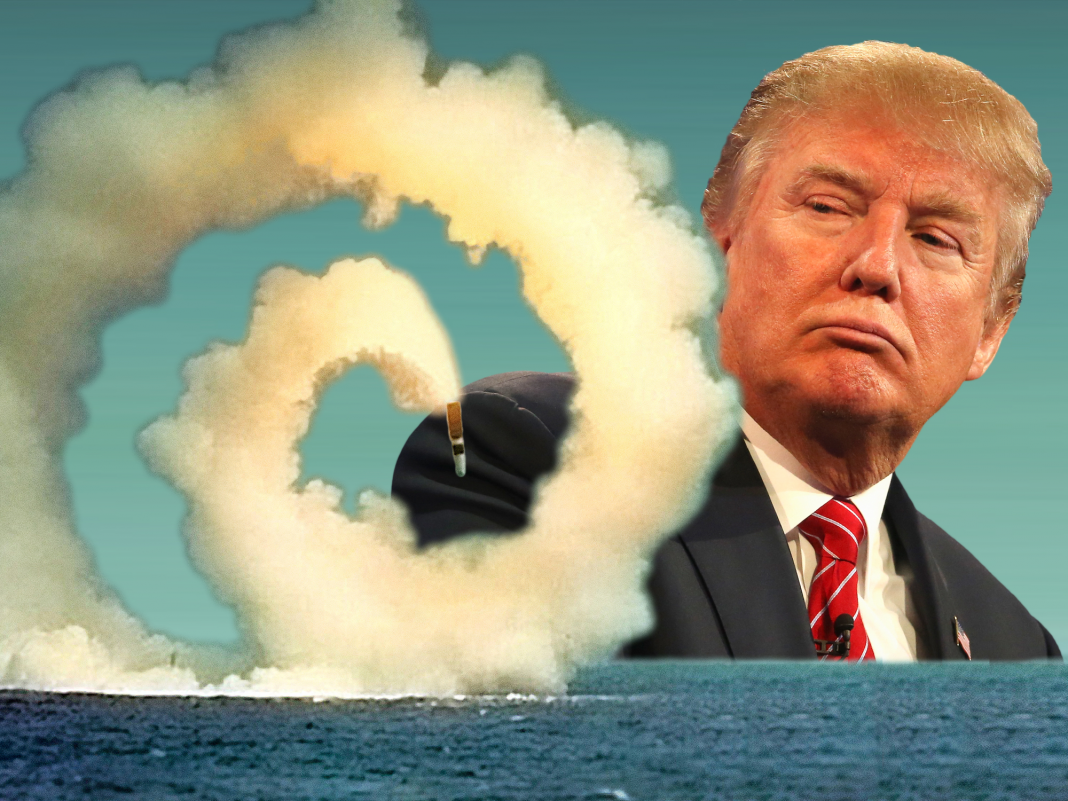 Here's how simple it is for the United States president to release a nuclear weapon