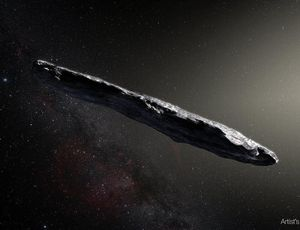 NASA exposes brand-new findings about 'Oumuamua, the 'alien probe' asteroid