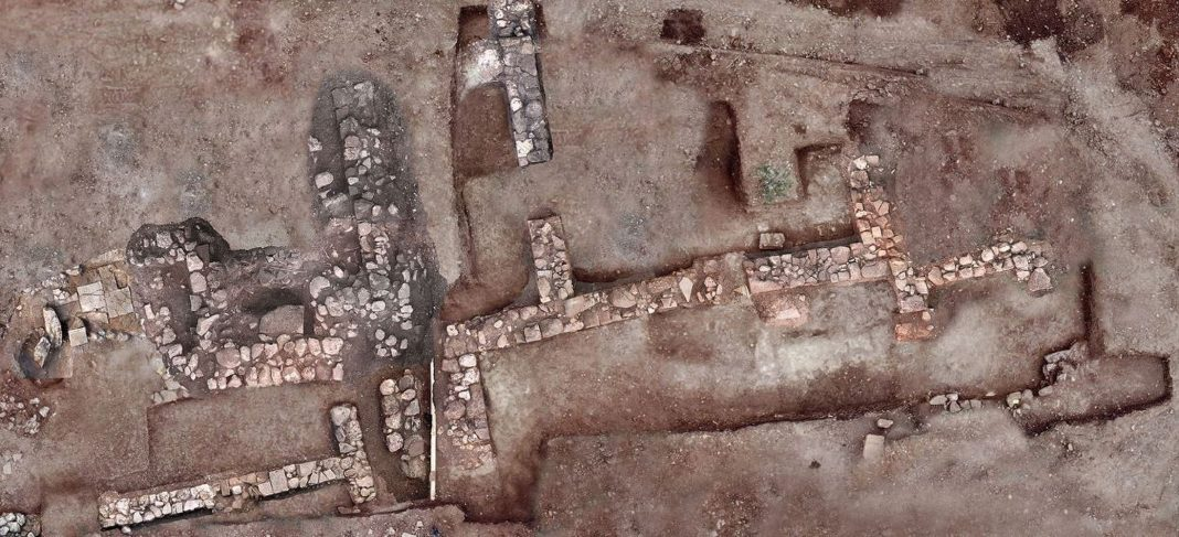 Freshly Exposed Greek City May Be Legendary House of 'Trojan War' Prisoners