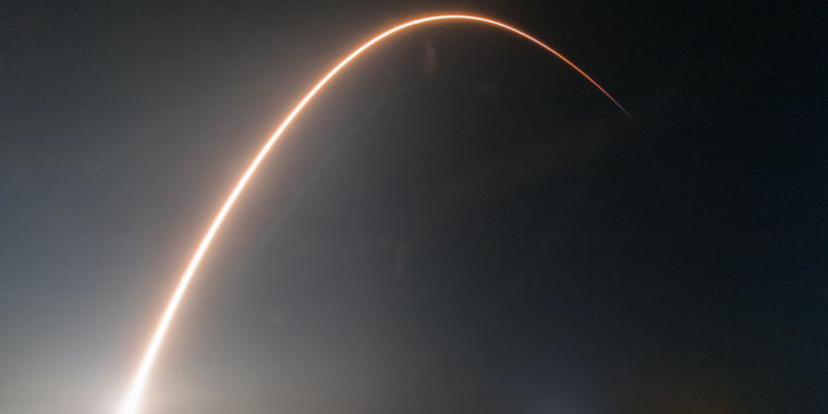 View live: SpaceX looks for to connect its record for the majority of launches in a year