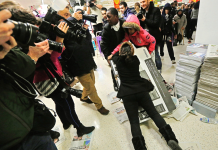Black Friday employees share the most outrageous things they have actually seen on the task