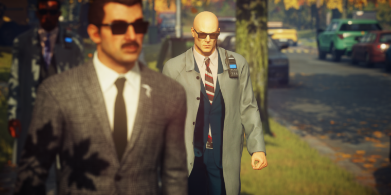 Hit man 2 evaluation: Available stealth exuding with design