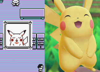 Seeing the brand-new Nintendo Change Pokémon remakes beside the Video game Young boy originals reveals simply just how much the series has actually grown given that 1996