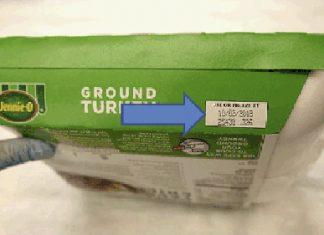 Jennie-O Recalls Ground Turkey Following One Case Of Health Problem From Salmonella