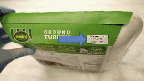 Jennie-O Recalls Ground Turkey Following One Case Of Health Problem From Salmonella