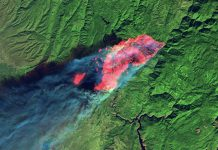California's Deadliest Fire Is Seen Engulfing Paradise in 'Amazing' Satellite Images