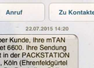 Database leakage exposes countless two-factor codes and reset links sent out by SMS