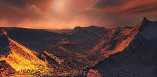 Super Earth World Discover Around Among the Closest Stars to us. However it's Most Likely a Horrible Location to Live