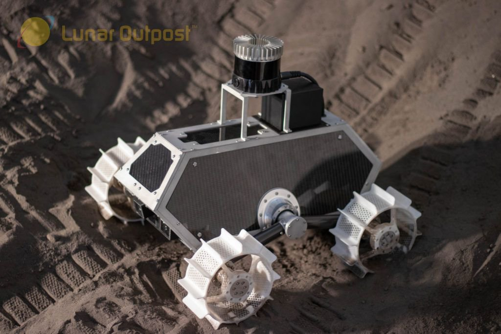 Lunar Station Displays their Brand-new Rover that will Crawl the Moon, Searching for Resources