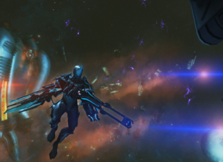 We have actually cut loose on the Change variation of WarFrame– and it's strong