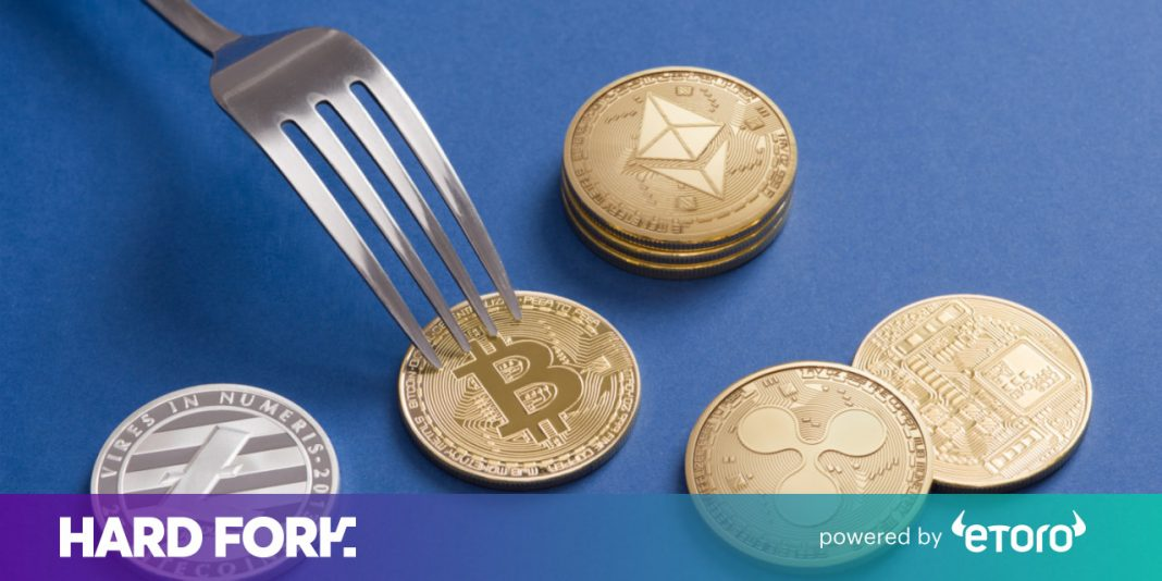 Blockchain difficult forks described as rapidly as possible