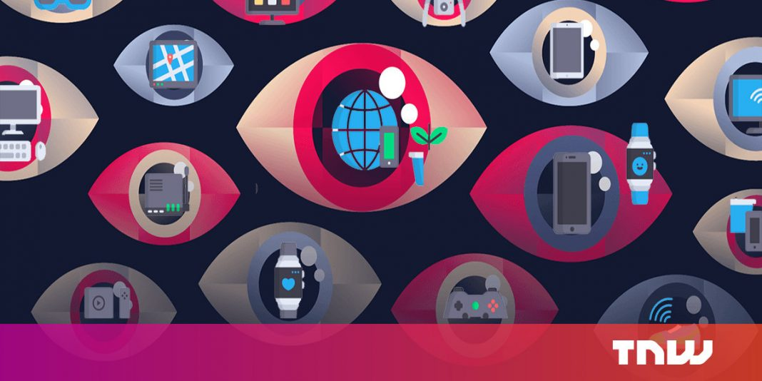 Will our clever gadgets end up being a huge security network?