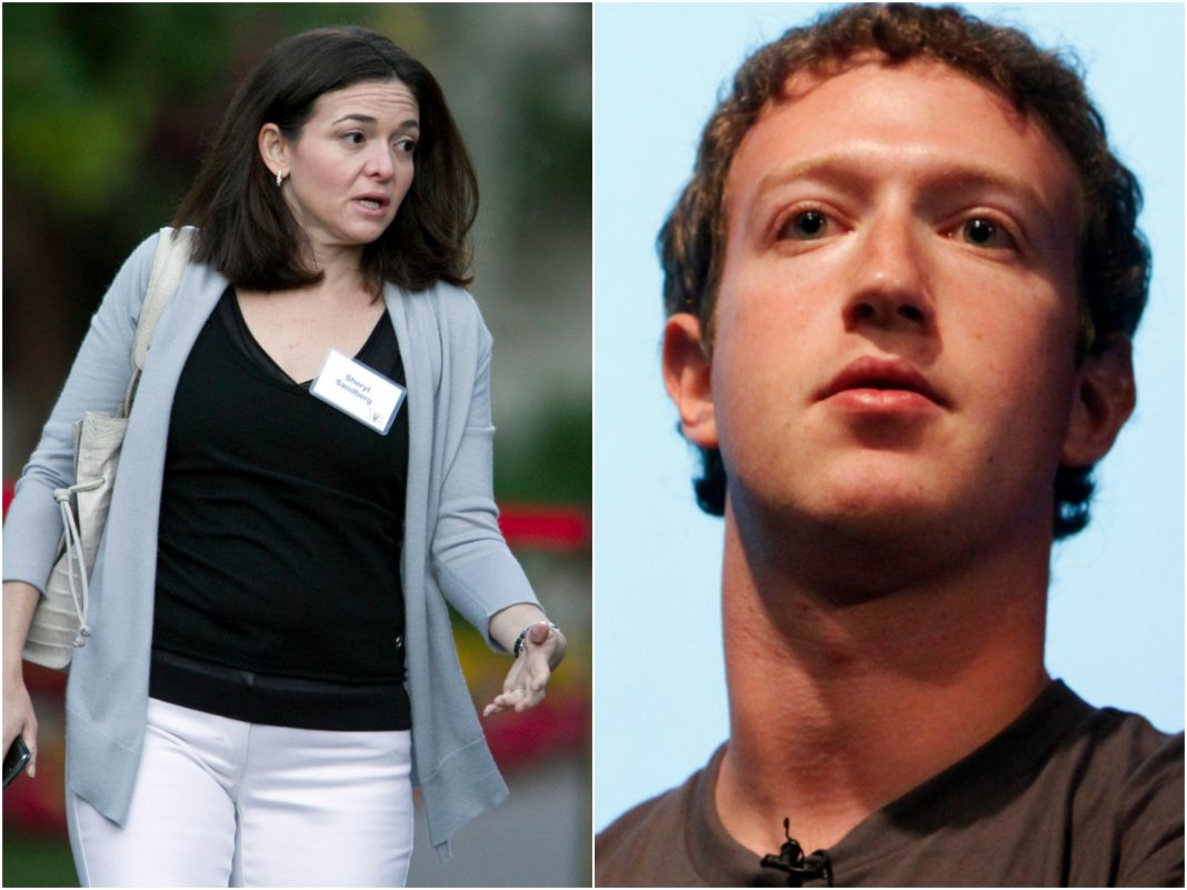 Mark Zuckerberg supposedly blamed Sheryl Sandberg for the Cambridge Analytica fallout, making her concern for her task