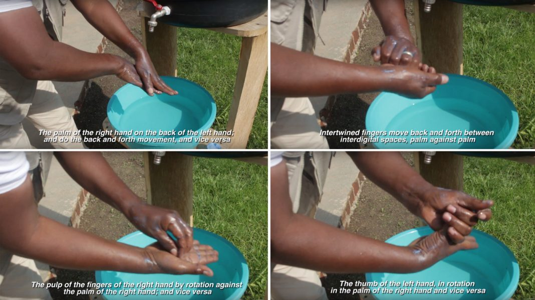 Do You Know Properly To Wash Your Hands? See This Video Focused On Halting Ebola