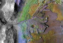 NASA's Mars 2020 rover will try to find ancient life in a previous river delta