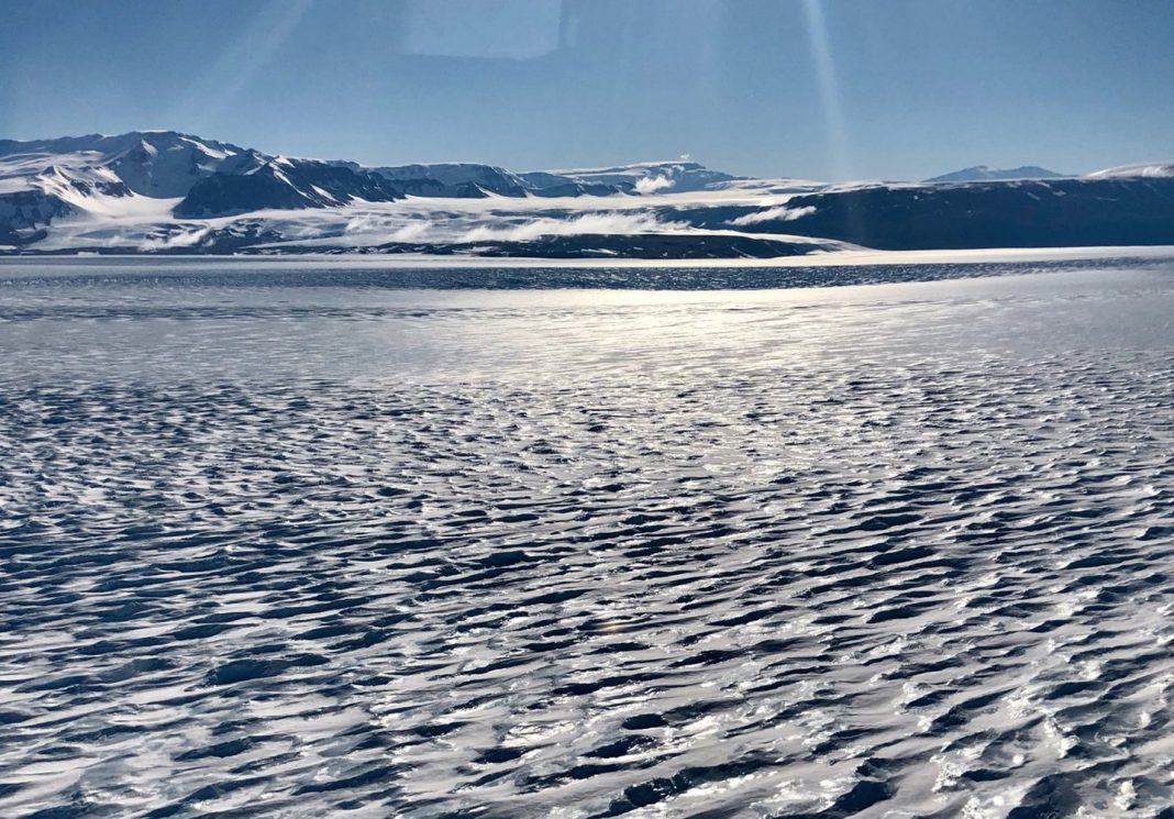 There's Something Hot Hidden Under East Antarctica