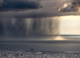 Half of the Year's Rain Falls on Earth in Simply 12 Days