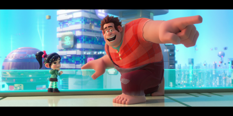Wreck-It Ralph 2 evaluation: Whatever we want Prepared Gamer One had actually been