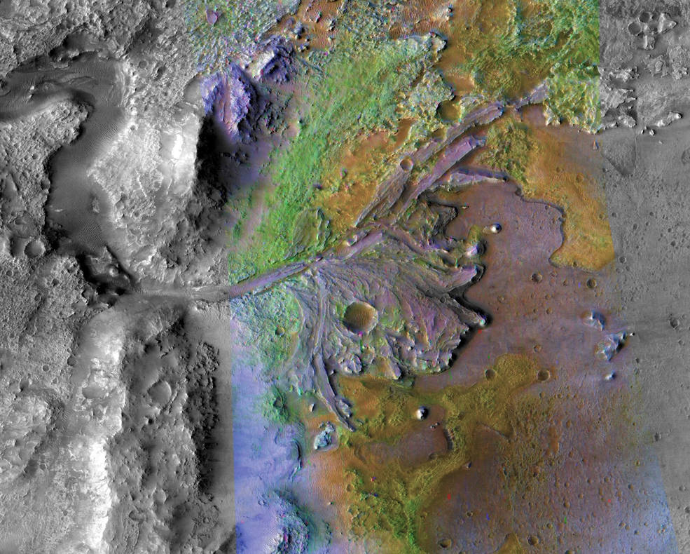 It's Chosen, the Mars 2020 Rover Will Land in Jezero Crater