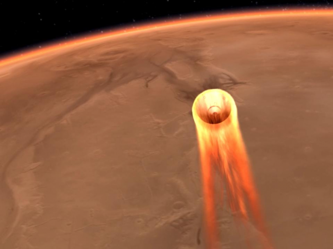 NASA's InSight robotic will arrive on Mars. Here's how it may endure '7 minutes of horror' and make amazing discoveries about the red world– and Earth, too.