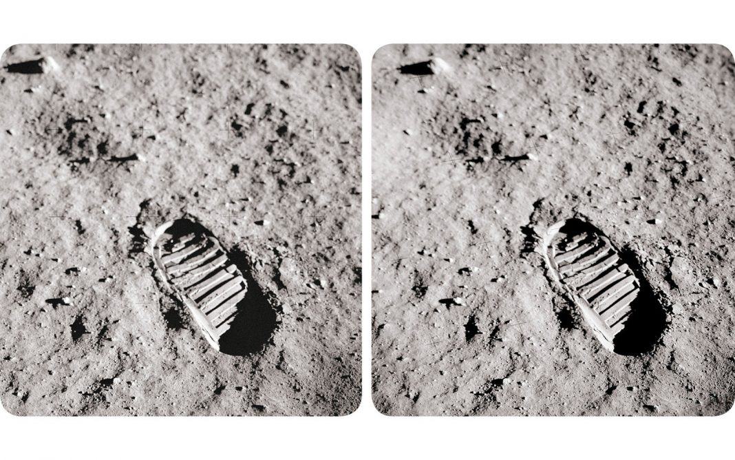 See the Apollo Moon Missions Like Astronauts Did– In 3D