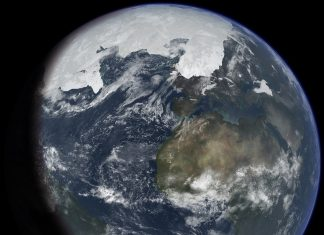 The Earth's Wandering Poles Might Have Triggered the Glacial Epoch