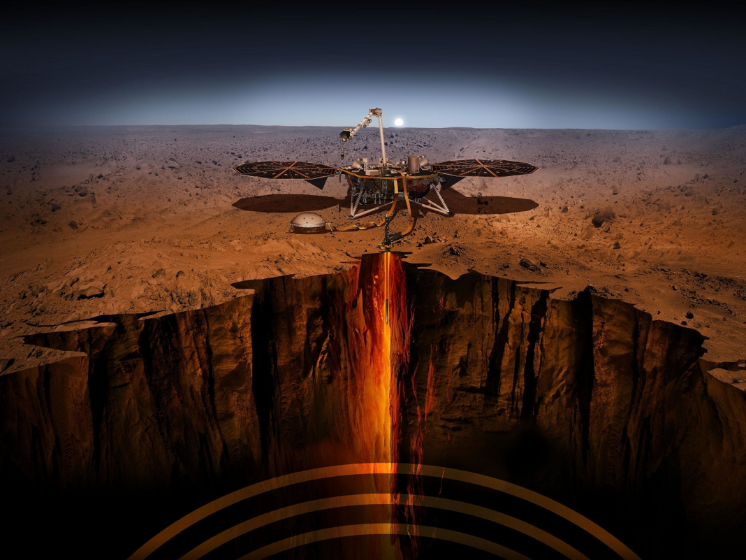 NASA's Mars lander will reach the red world– here's how to enjoy the InSight landing live