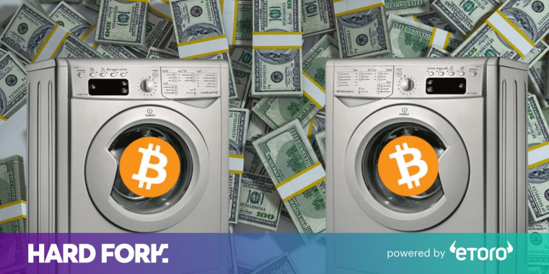 Here's how crooks utilize Bitcoin to wash filthy cash