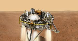 NASA InSight nails Mars touchdown after scary six minutes