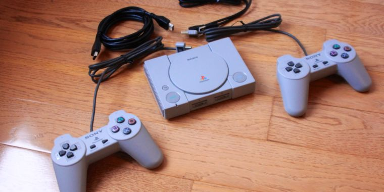 PlayStation Classic evaluation: A far-from-classic experience