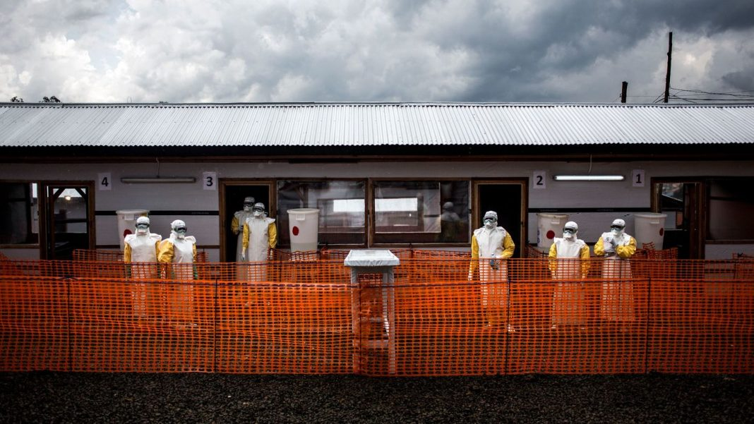 Ebola Treatment Trials Introduced In Democratic Republic Of The Congo Amidst Break Out