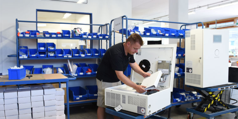 South Australia is sustaining energy storage financial investment
