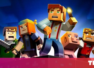 Netflix gets an interactive Minecraft choose-your-own-adventure program