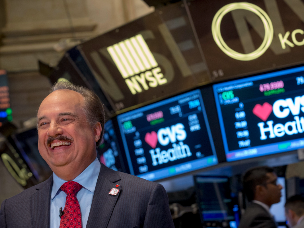 CVS formally finished its $70 billion handle Aetna practically a year after it was revealed, developing a brand-new sort of health care business (CVS, AET)