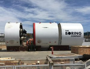 Elon Musk's Boring Firm will not dig tunnel on LA's west facet