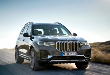BMW is displaying a brand-new SUV to take on the Audi Q7 and Mercedes-Benz GLS