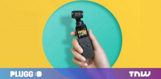 DJI's Osmo Pocket is a small gimbal video camera you can take anywhere