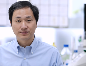 Bold researcher protects gene-edited infants after worldwide protest