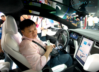 Electric-car owners in China are fretted their automobiles are sending their areas to the federal government