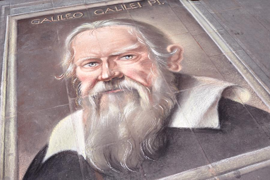 How Galileo Discovered Mountains On The Moon