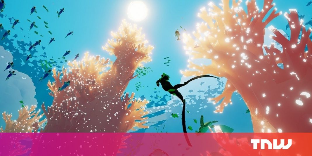Abzû on the Change: Sensational in the hands, hell for thalassophobia